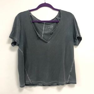 Free People Tops - Free People V-Neck Boxy Tee